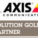Logo Axis Solution Gold   expertus Sicherheits-Systemhaus
